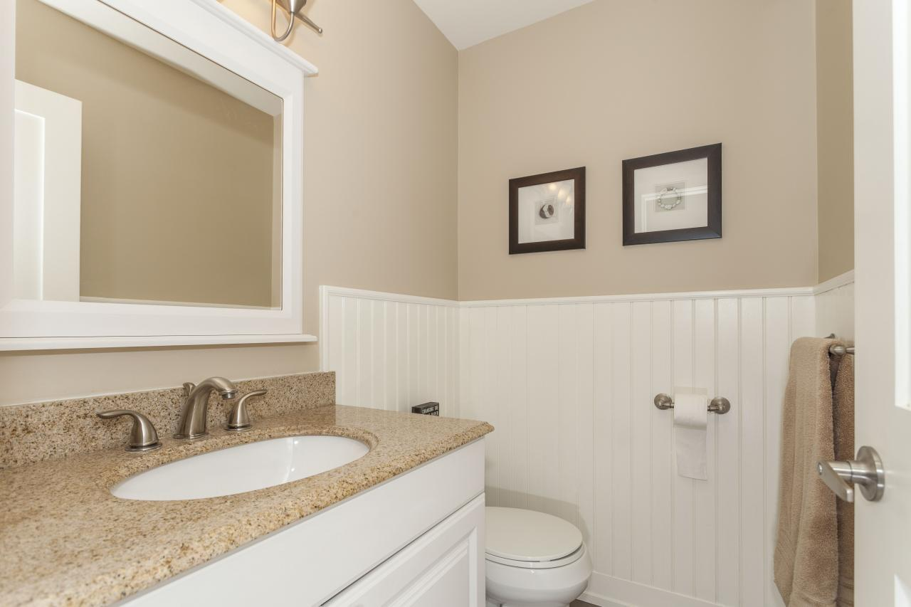 Powder Room at 3961 Pimlico Place, Oxford Heights, Port Coquitlam