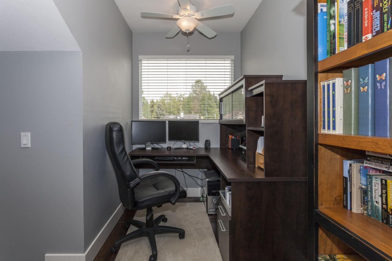 Office Area at 3961 Pimlico Place, Oxford Heights, Port Coquitlam