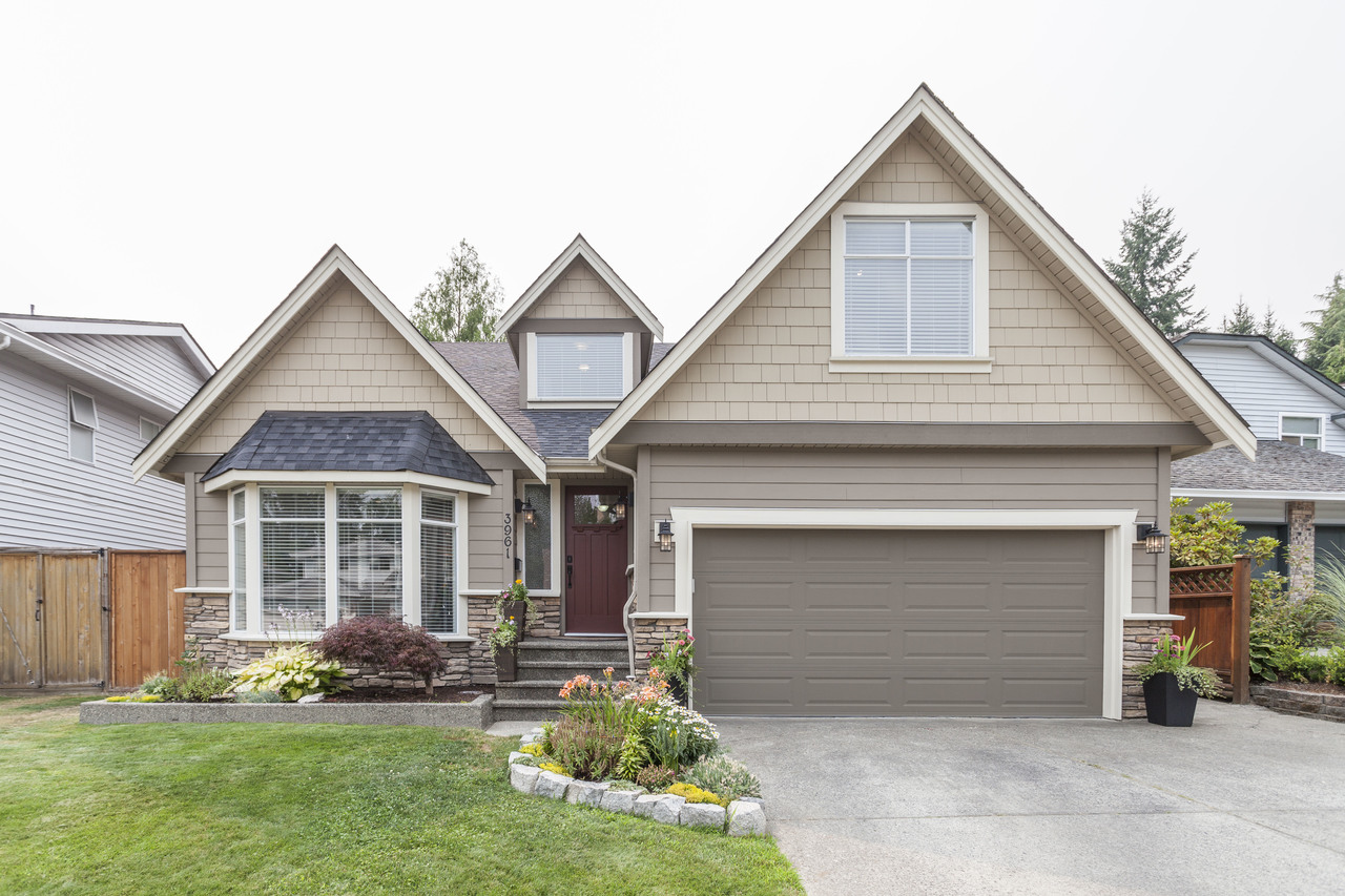 Front at 3961 Pimlico Place, Oxford Heights, Port Coquitlam