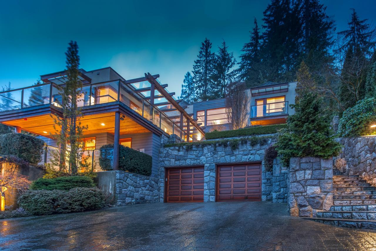 at 4945 Chalet Place, Canyon Heights NV, North Vancouver