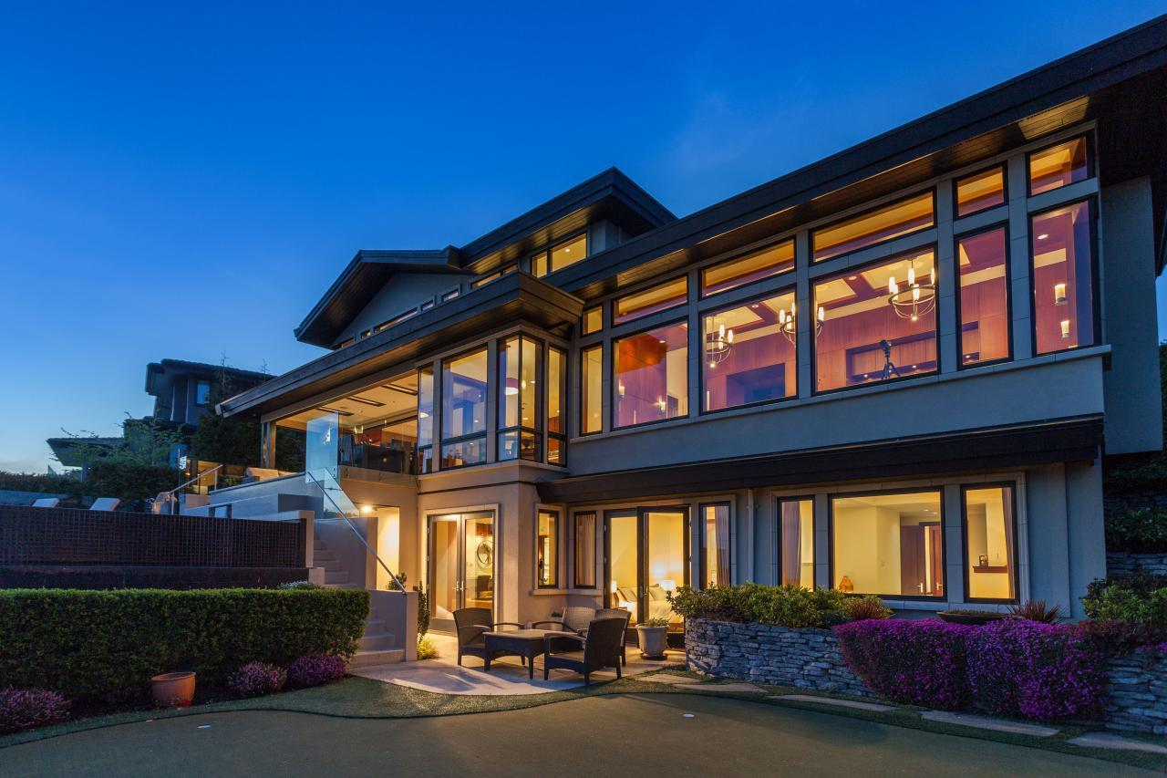 at 1450 Bramwell Road, Chartwell, West Vancouver