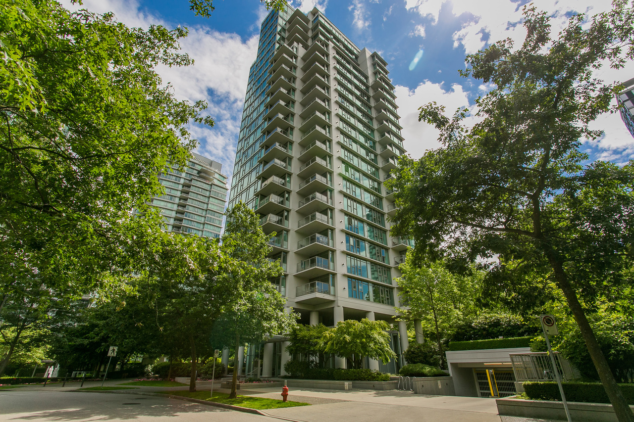 at 2101 - 1680 Bayshore Drive, Coal Harbour, Vancouver West