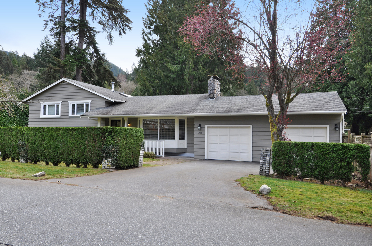 5710 Cranley Drive, Eagle Harbour, West Vancouver