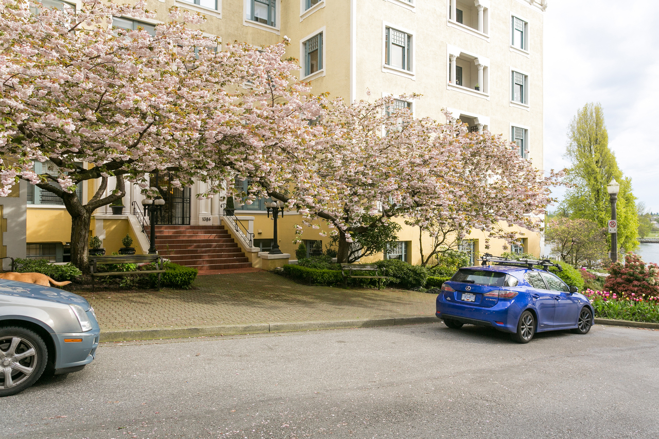 at 36 - 1386 Nicola Street, West End VW, Vancouver West