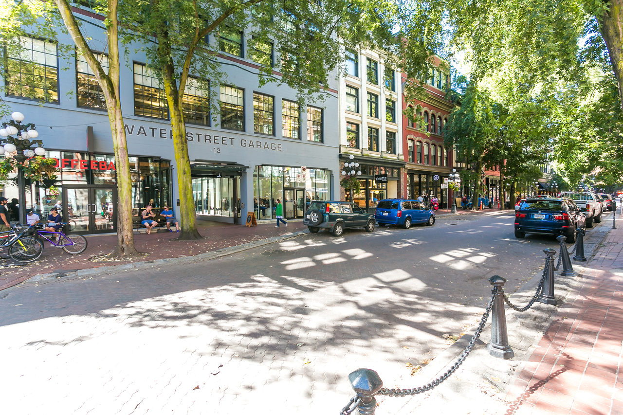 609 - 168 Powell Street, Downtown VE, Vancouver East