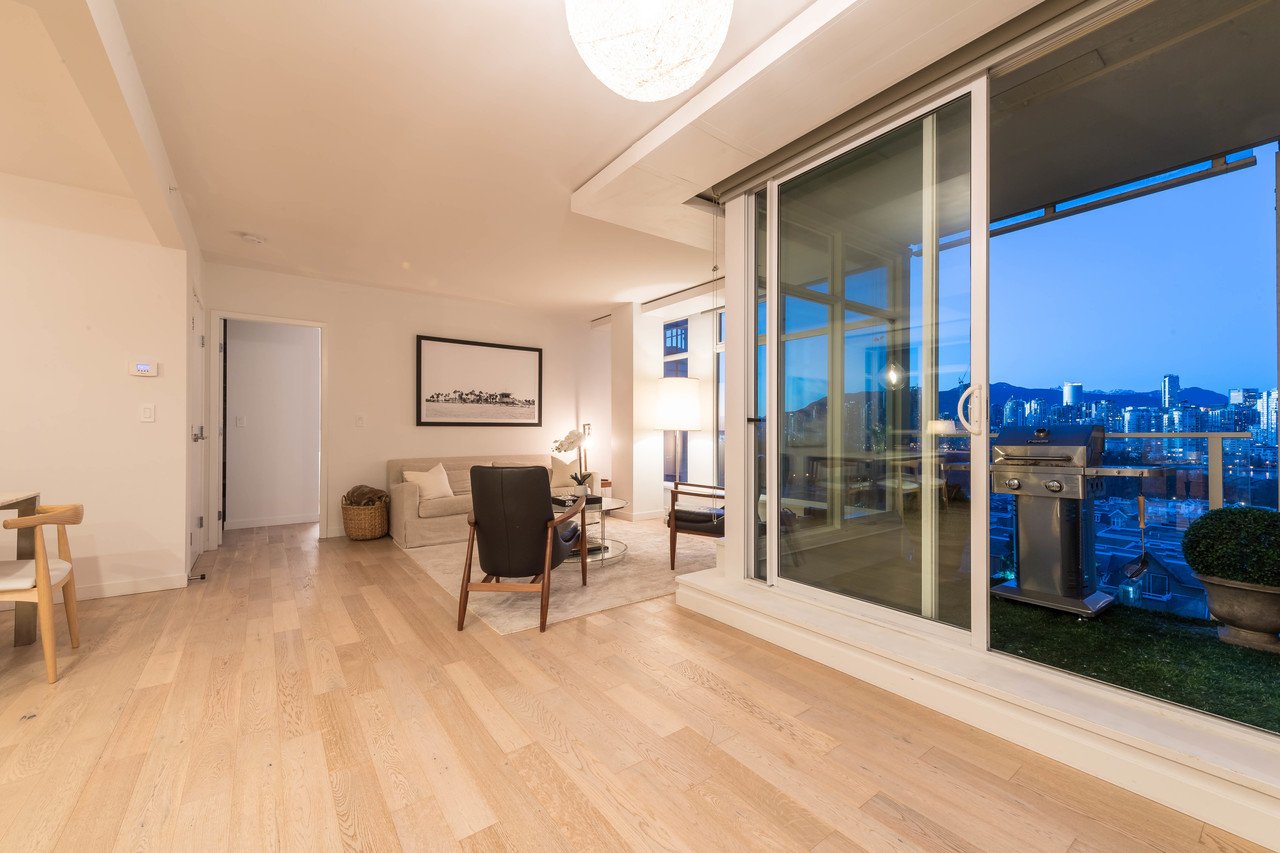 at 701 - 2411 Heather Street, Fairview VW, Vancouver West