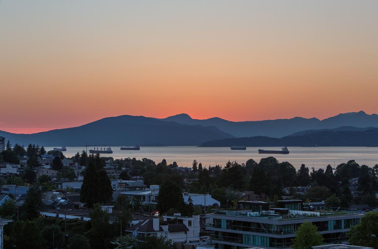 1102 - 2201 Pine Street, Kitsilano, Vancouver West