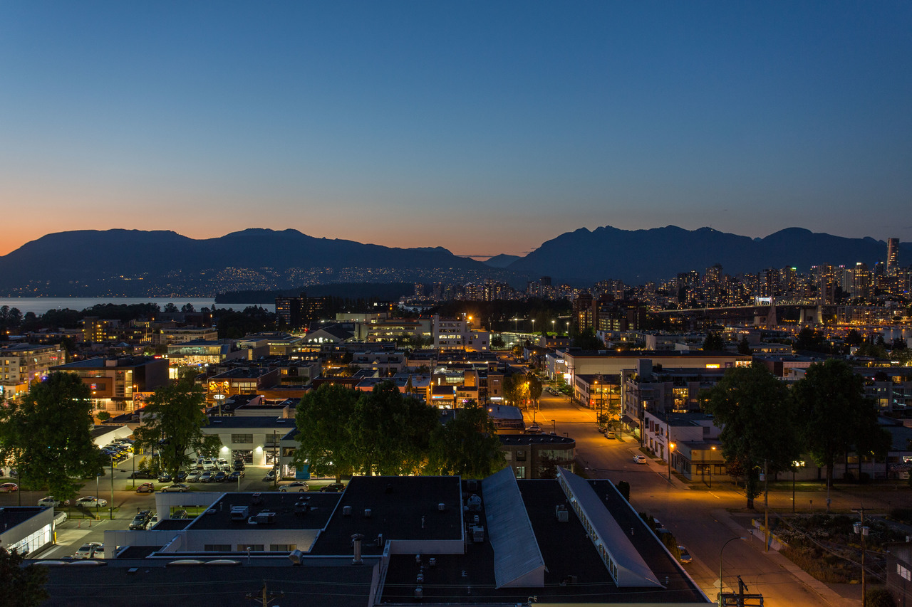 at 1102 - 2201 Pine Street, Kitsilano, Vancouver West
