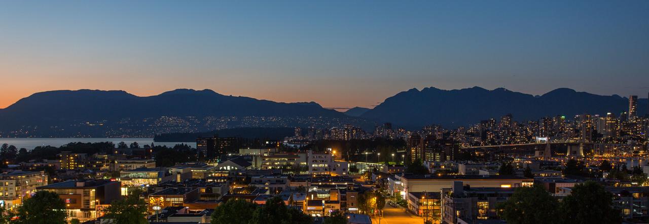 at 1102 - 2201 Pine Street, Kitsilano, Vancouver West