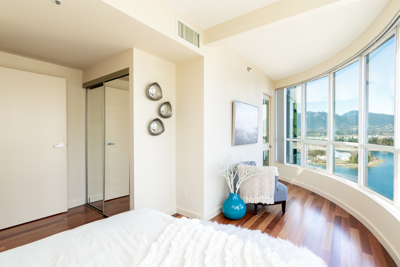 at 2502 - 588 Broughton Street, Coal Harbour, Vancouver West