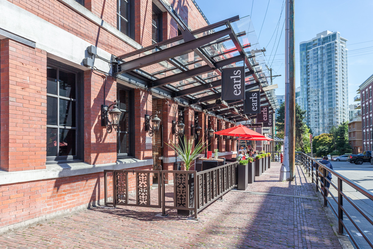 at 412 - 1216 Homer Street, Yaletown, Vancouver West