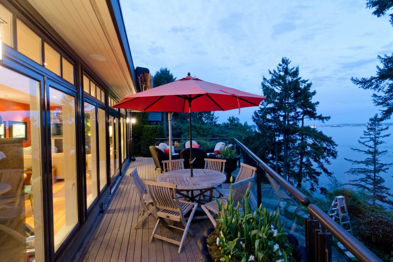 018 at 4586 Marine Drive, Olde Caulfeild, West Vancouver