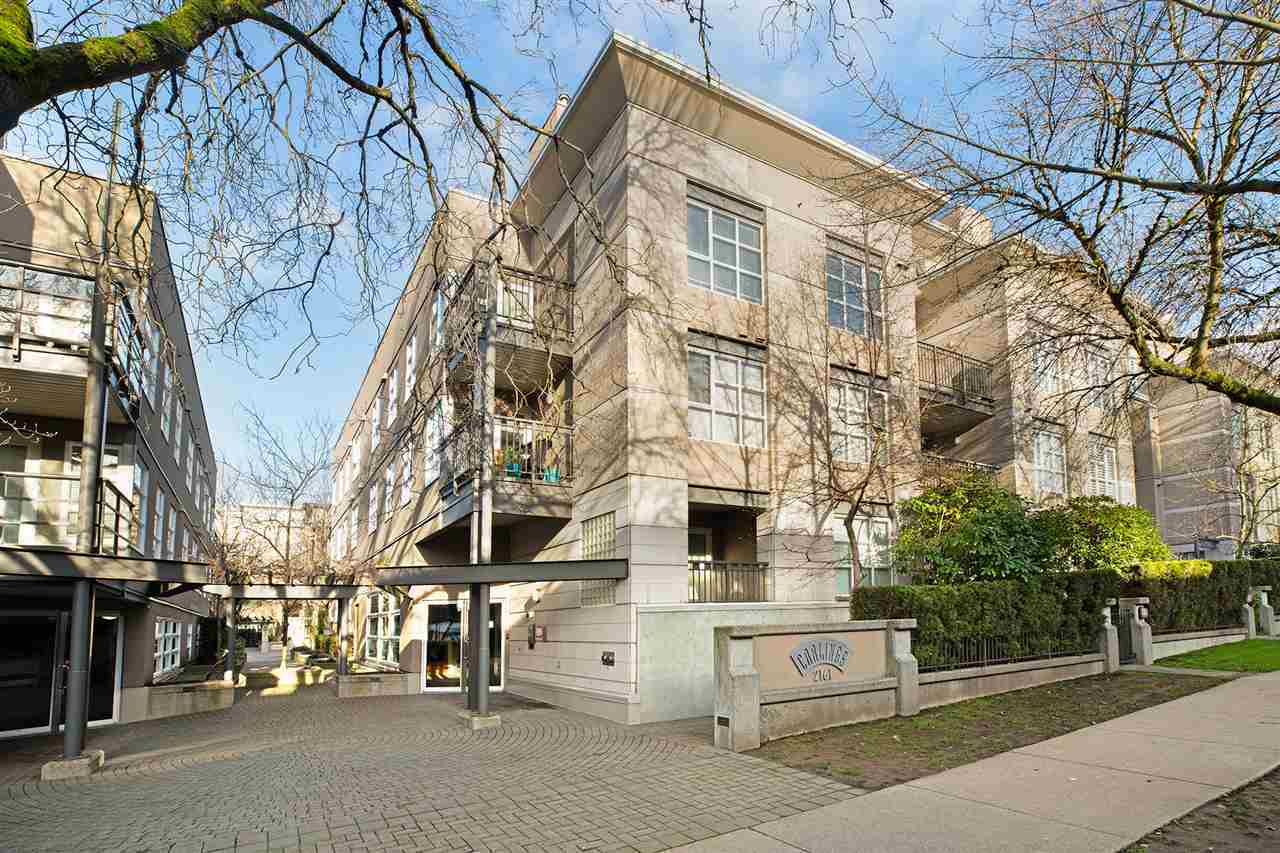 201 - 2161 W 12th Avenue, Kitsilano, Vancouver West