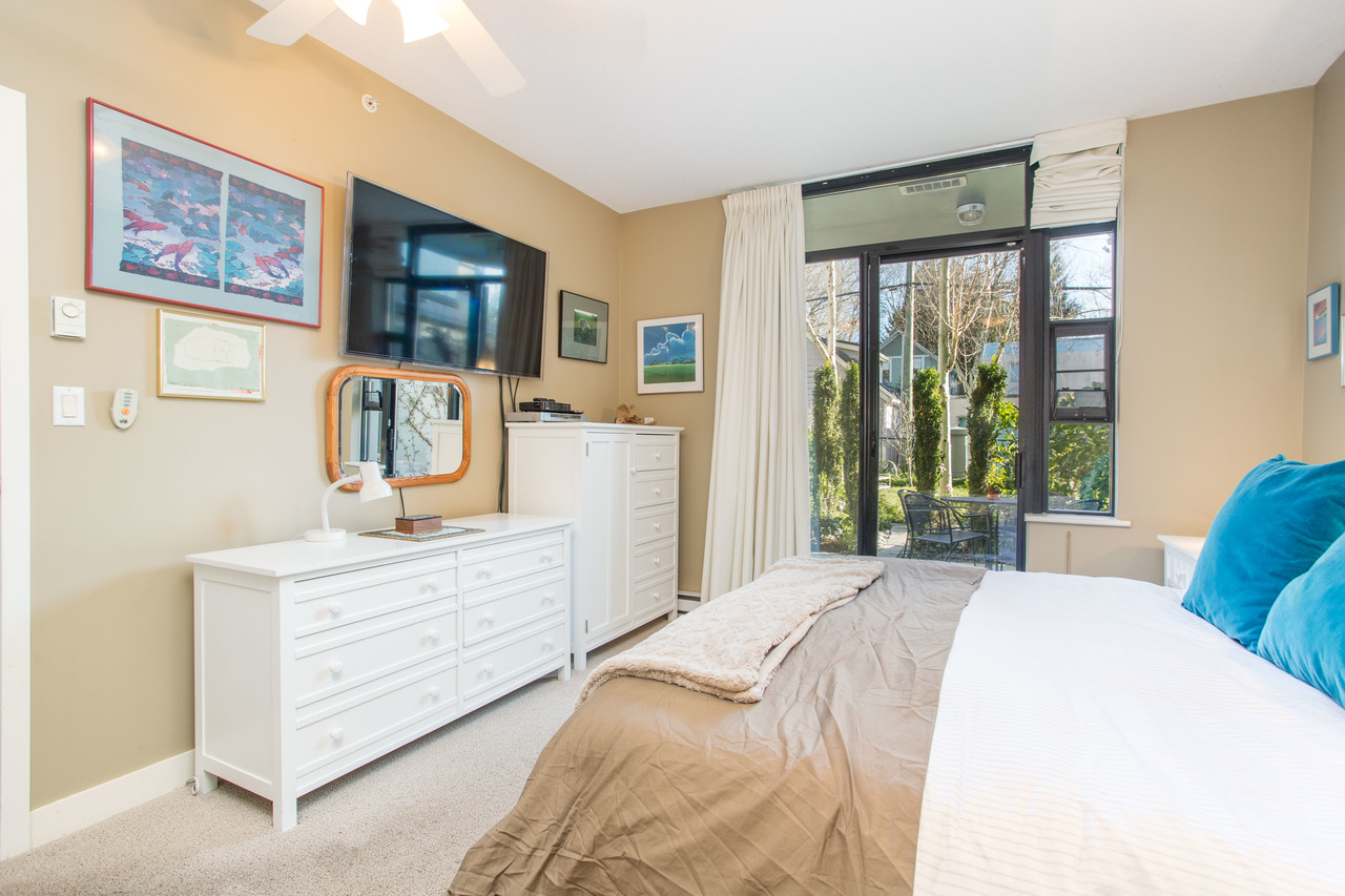 at 107 - 2828 Yew Street, Kitsilano, Vancouver West