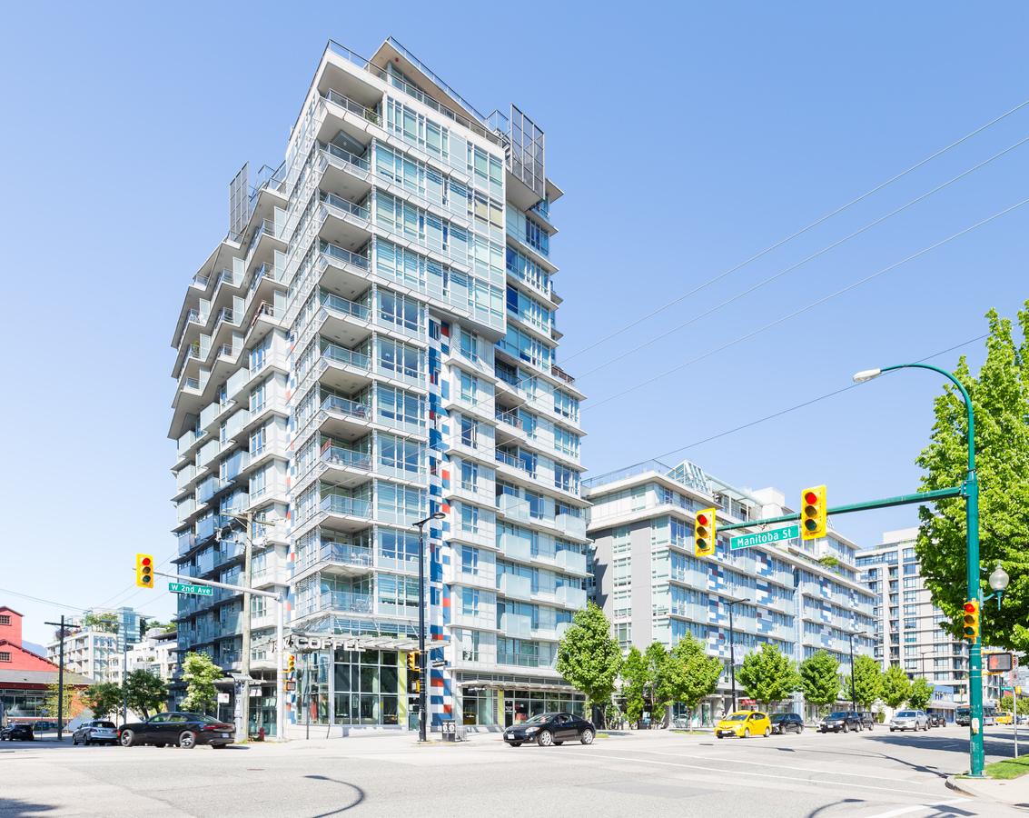 1203 - 89 West 2nd Avenue, False Creek, Vancouver West