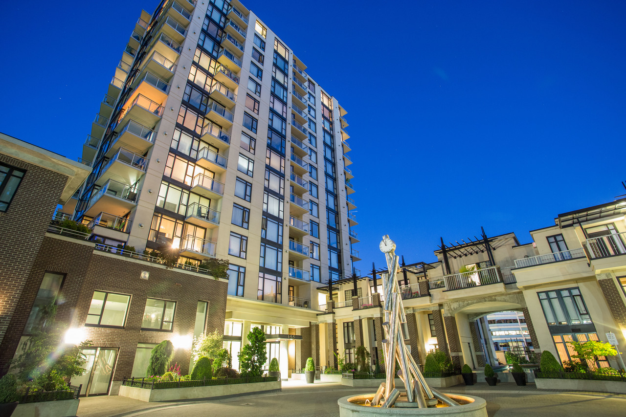 604 - 155 West 1st Street, Lower Lonsdale, North Vancouver