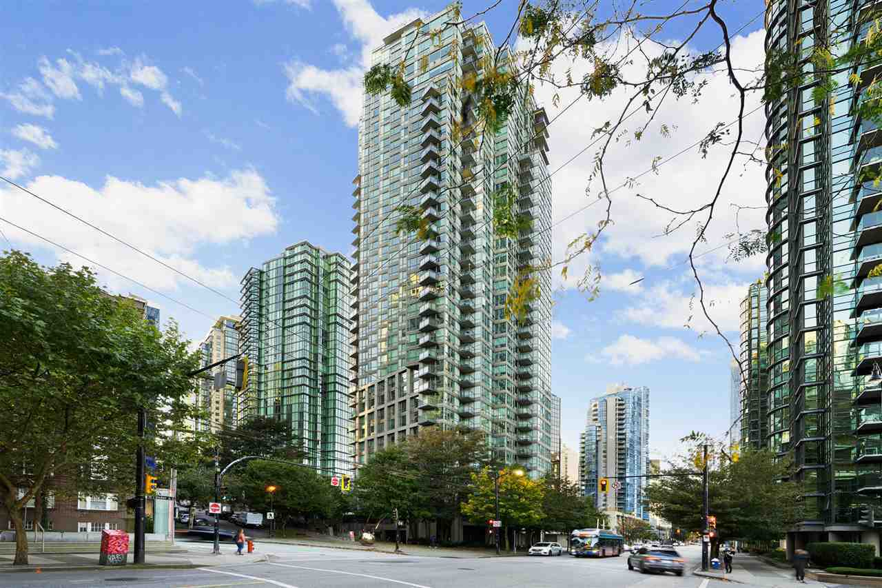 3501 - 1328 W Pender Street, Coal Harbour, Vancouver West