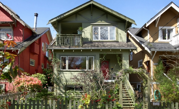 2229 Stephens Street, Vancouver West