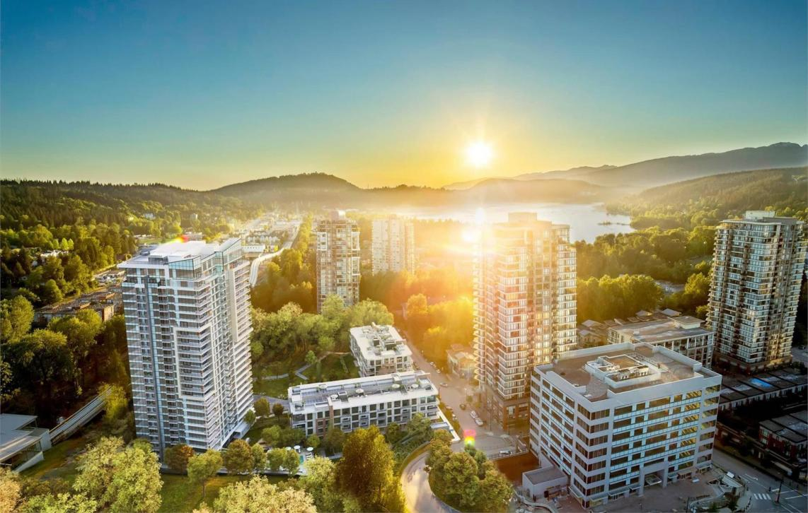 SubPenthouse - 300 Morrissey Road, Port Moody