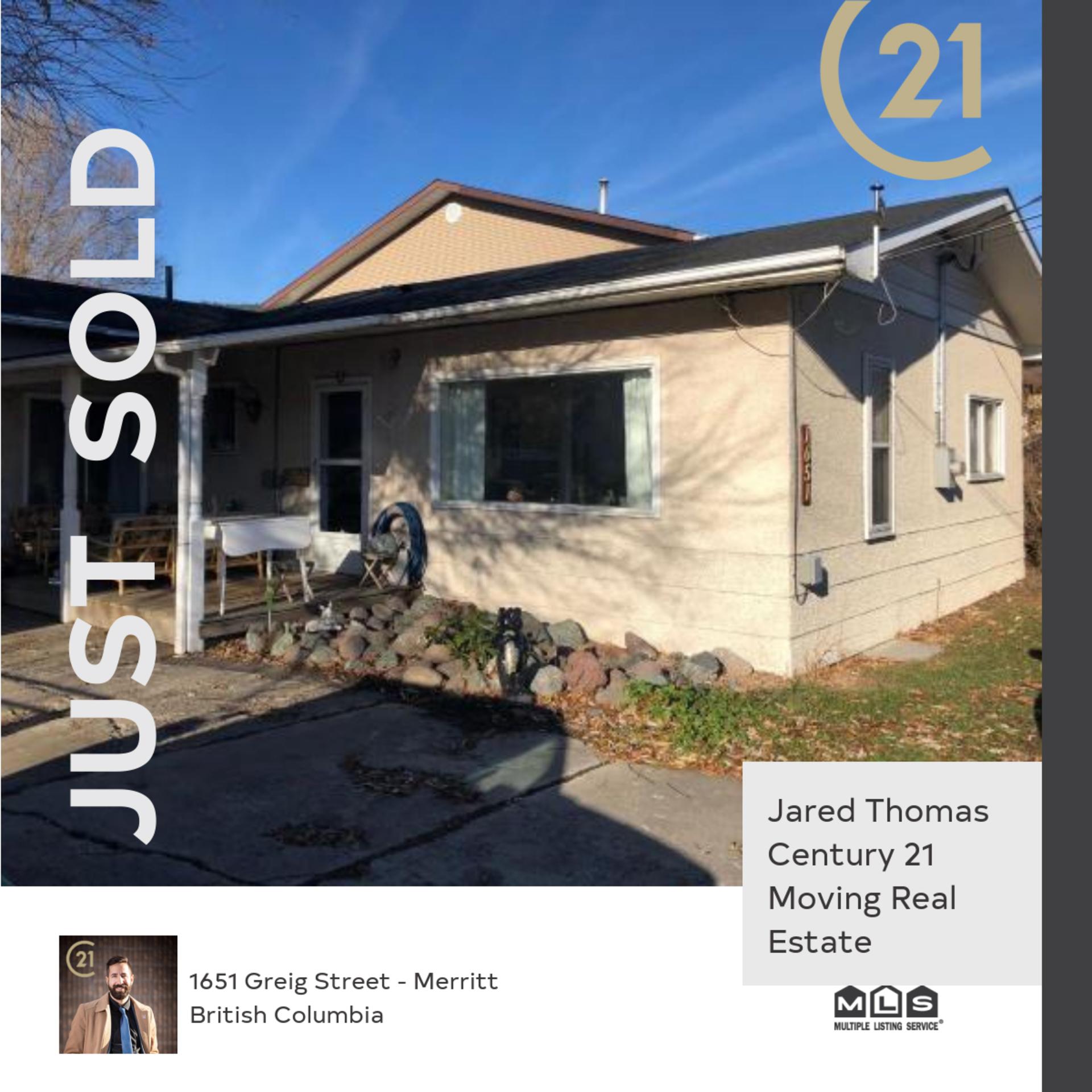 1651 Greig Street, Merritt, South West