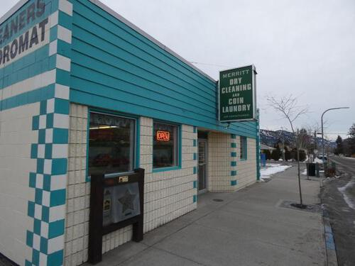 laundromat-2 at 1926 Quilchena Avenue, Merritt, South West