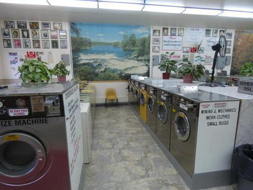 laundromat-3 at 1926 Quilchena Avenue, Merritt, South West