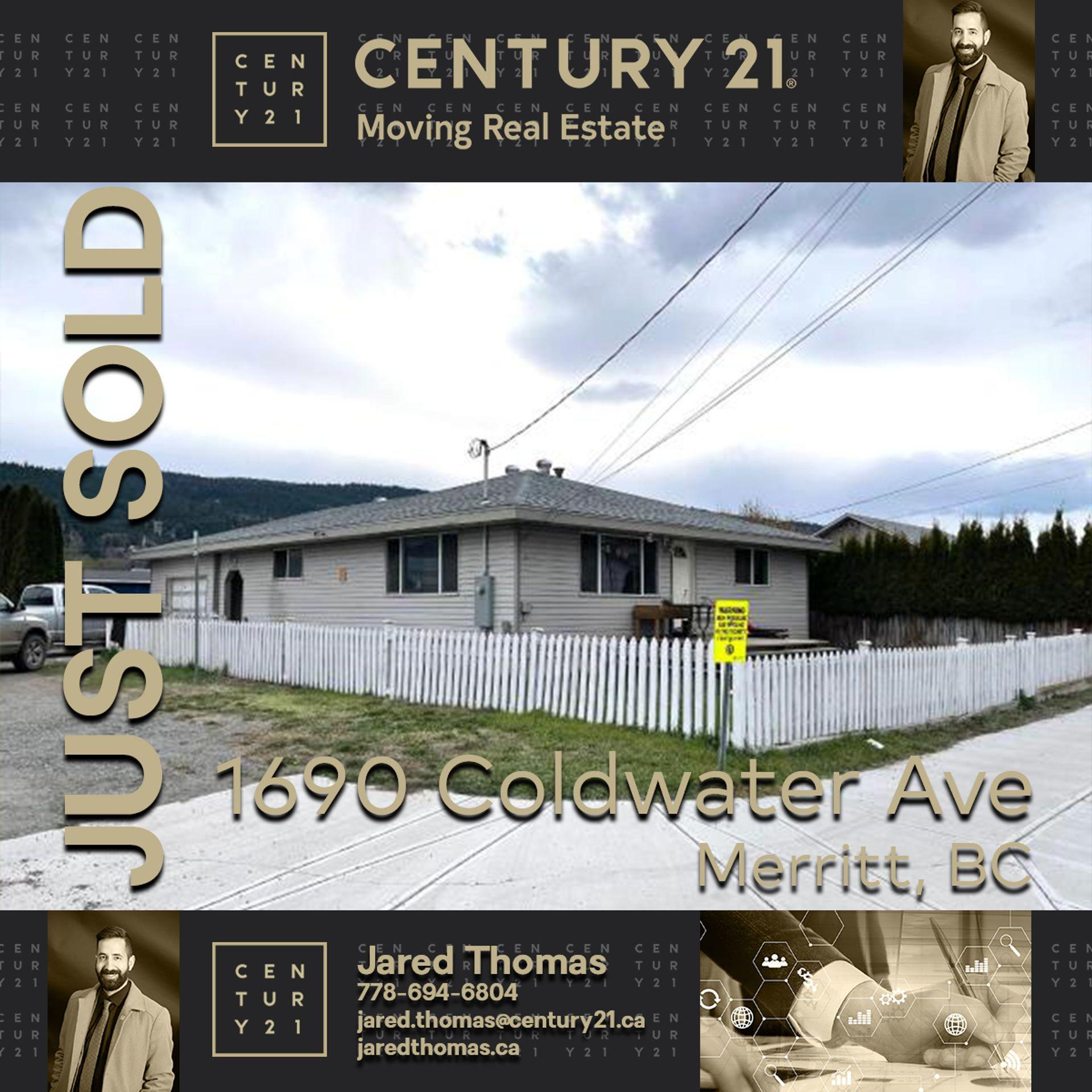 1690 Coldwater Avenue, Merritt, South West