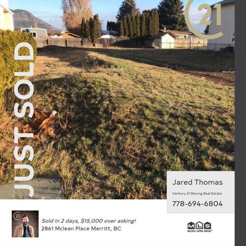 sold-mclean-pl at 2861 Mclean Place, Merritt, South West