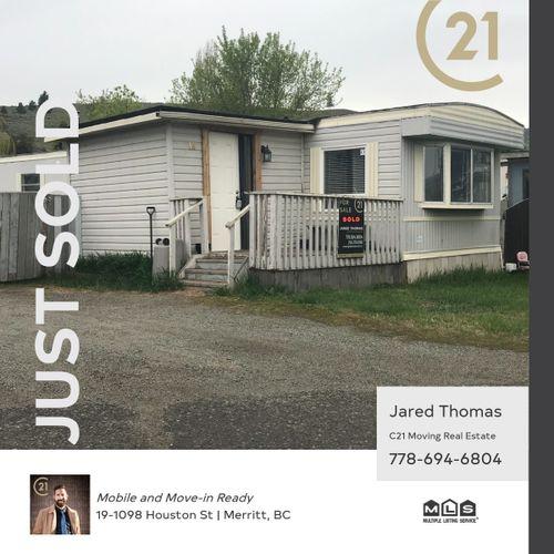 sold-houston at 19 - 1098 Houston Street, Merritt, South West