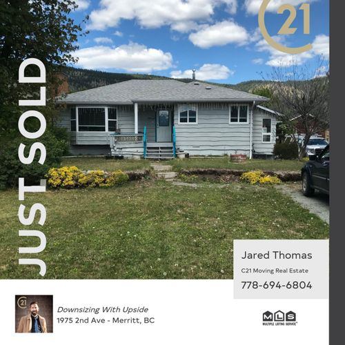 sold-2nd-ave at 1975 2nd Avenue, Merritt, South West