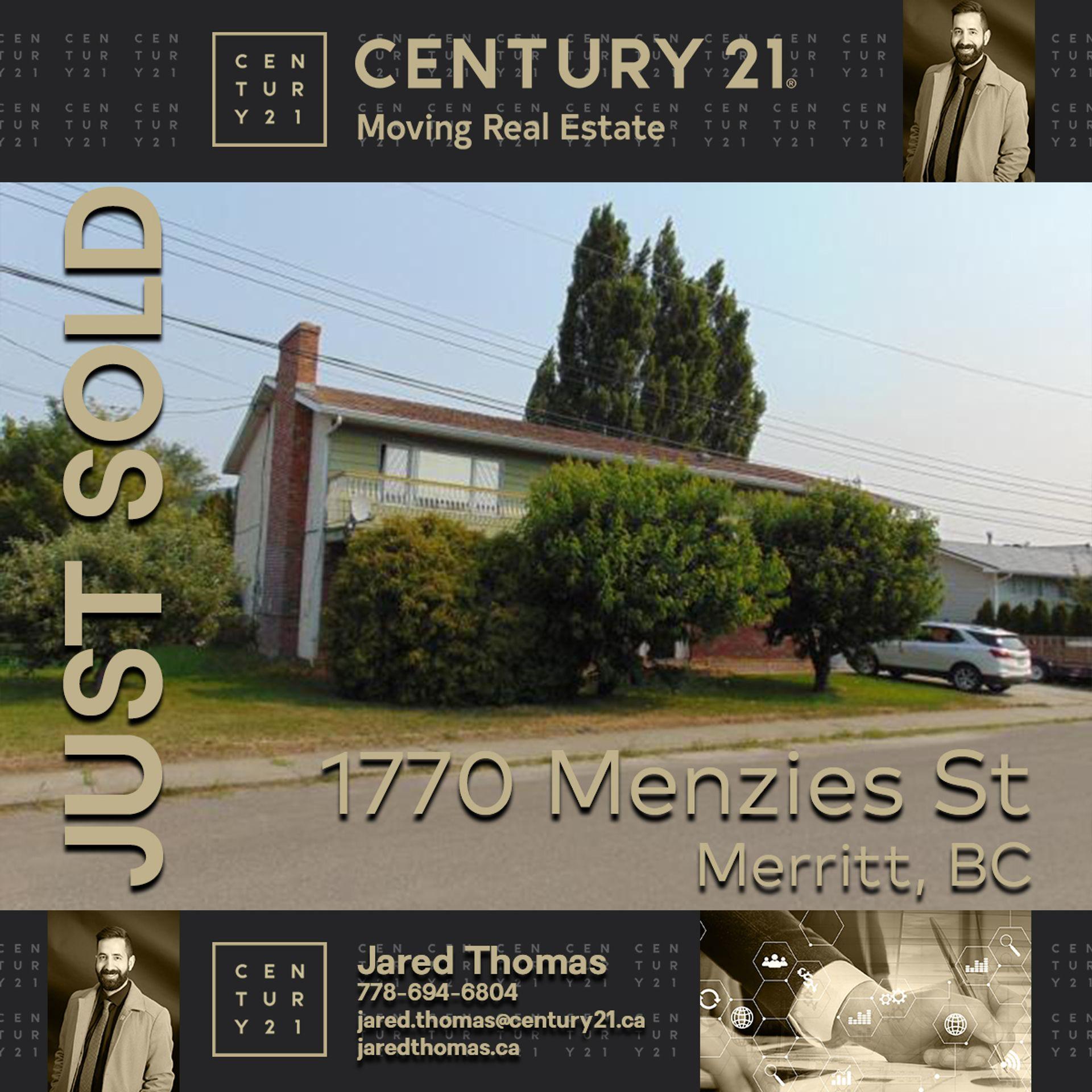 1770 Menzies Street, Merritt, South West