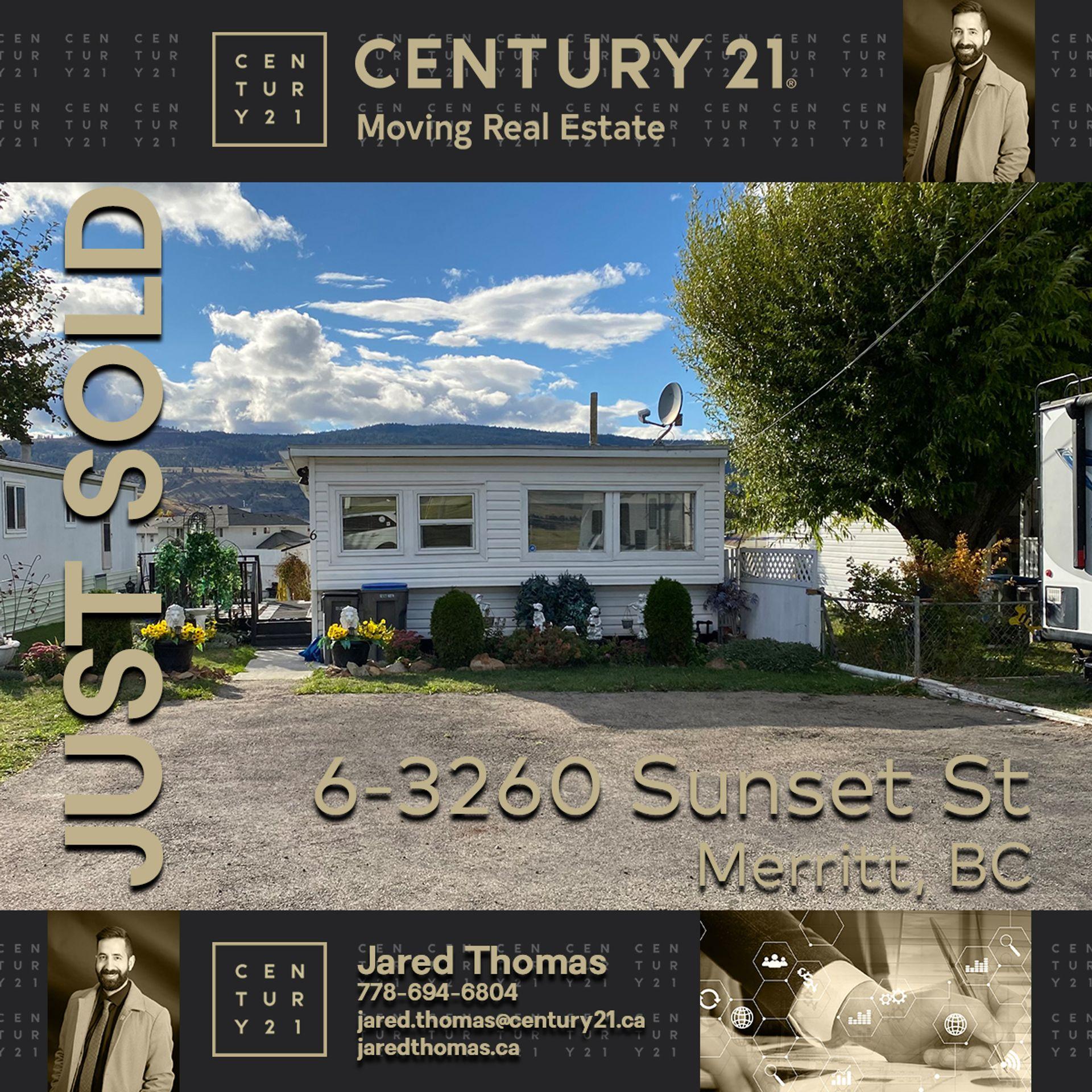6 - 3260 Sunset Street, Merritt, South West