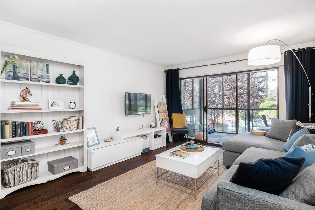 201 - 127 E 4th Street, Lower Lonsdale, North Vancouver