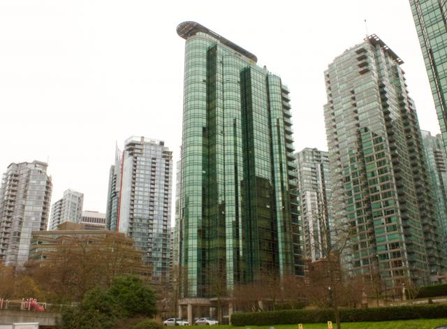 555 Jervis Street, Coal Harbour, Vancouver West