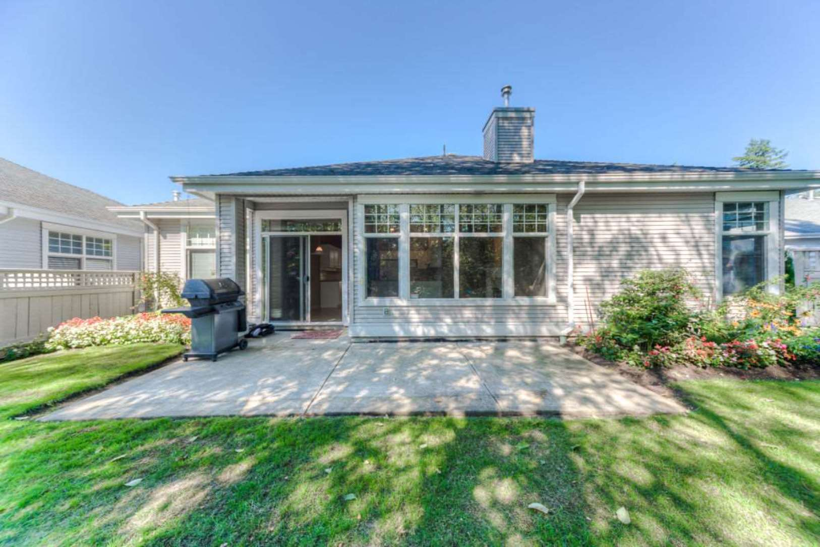 Exterior house at 19 - 20770 97b Avenue, Walnut Grove, Langley