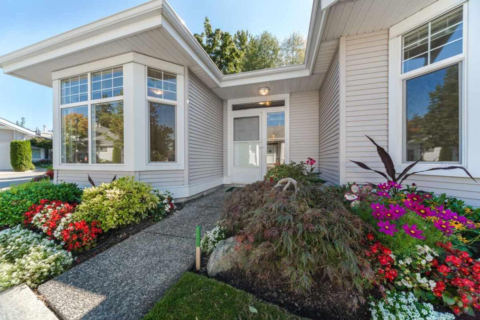 Entrance at 19 - 20770 97b Avenue, Walnut Grove, Langley