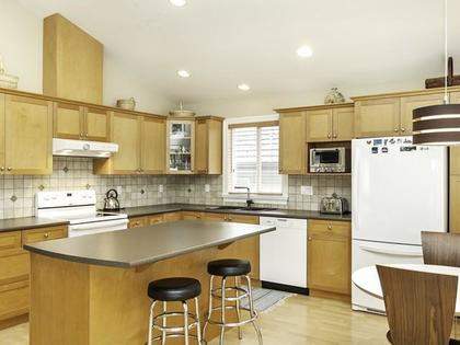 Kitchen at 3023 Maplewood Court, Westwood Plateau, Coquitlam