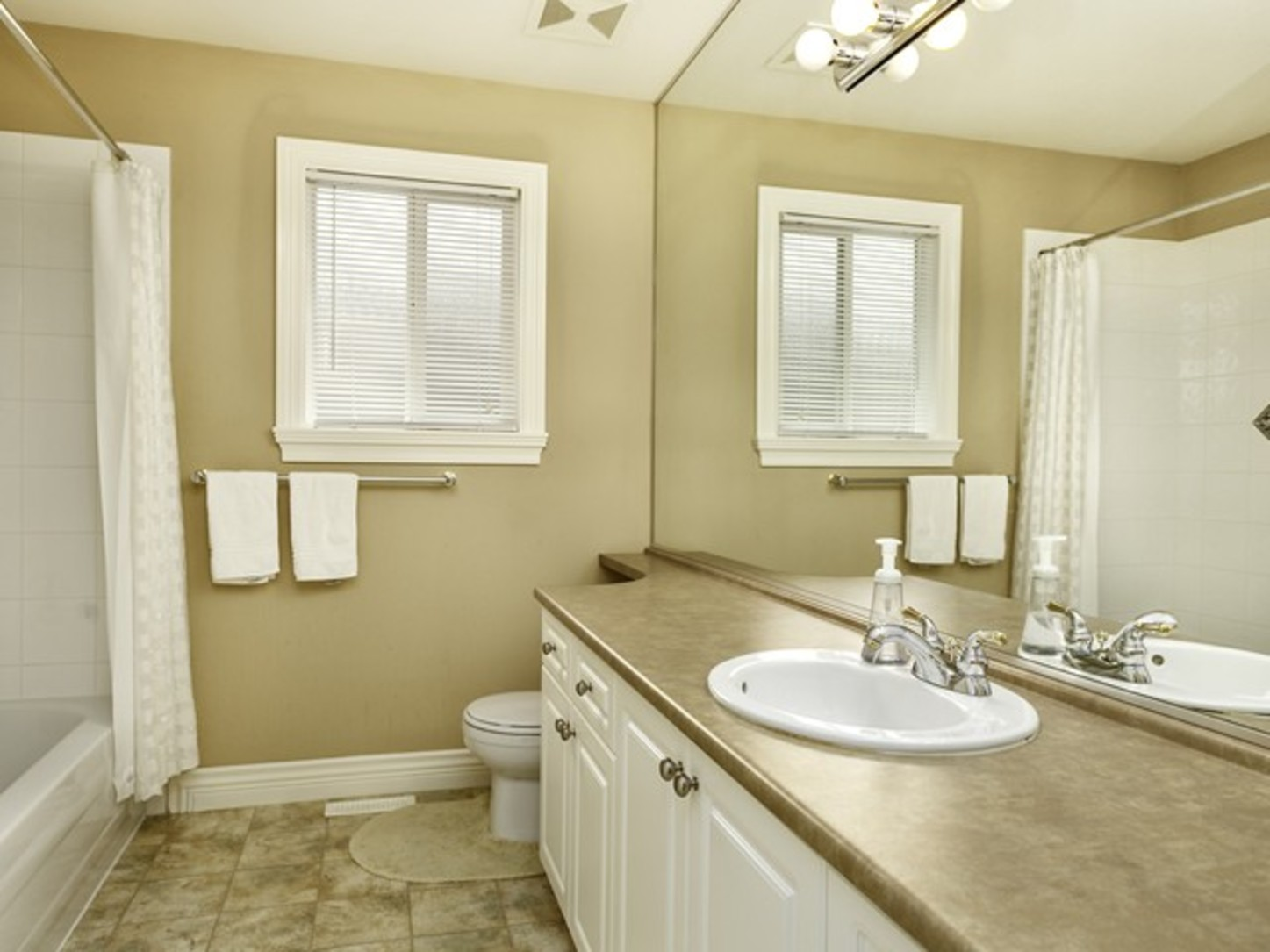 Bathroom at 3023 Maplewood Court, Westwood Plateau, Coquitlam