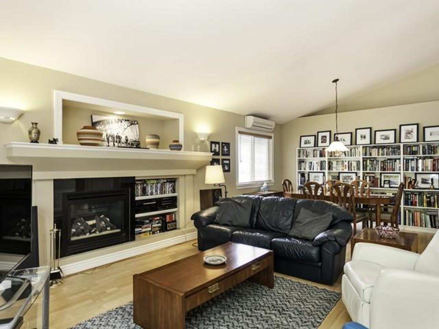 Living Room at 3023 Maplewood Court, Westwood Plateau, Coquitlam