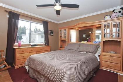 Bedroom at 1280 Victoria Drive, Oxford Heights, Port Coquitlam