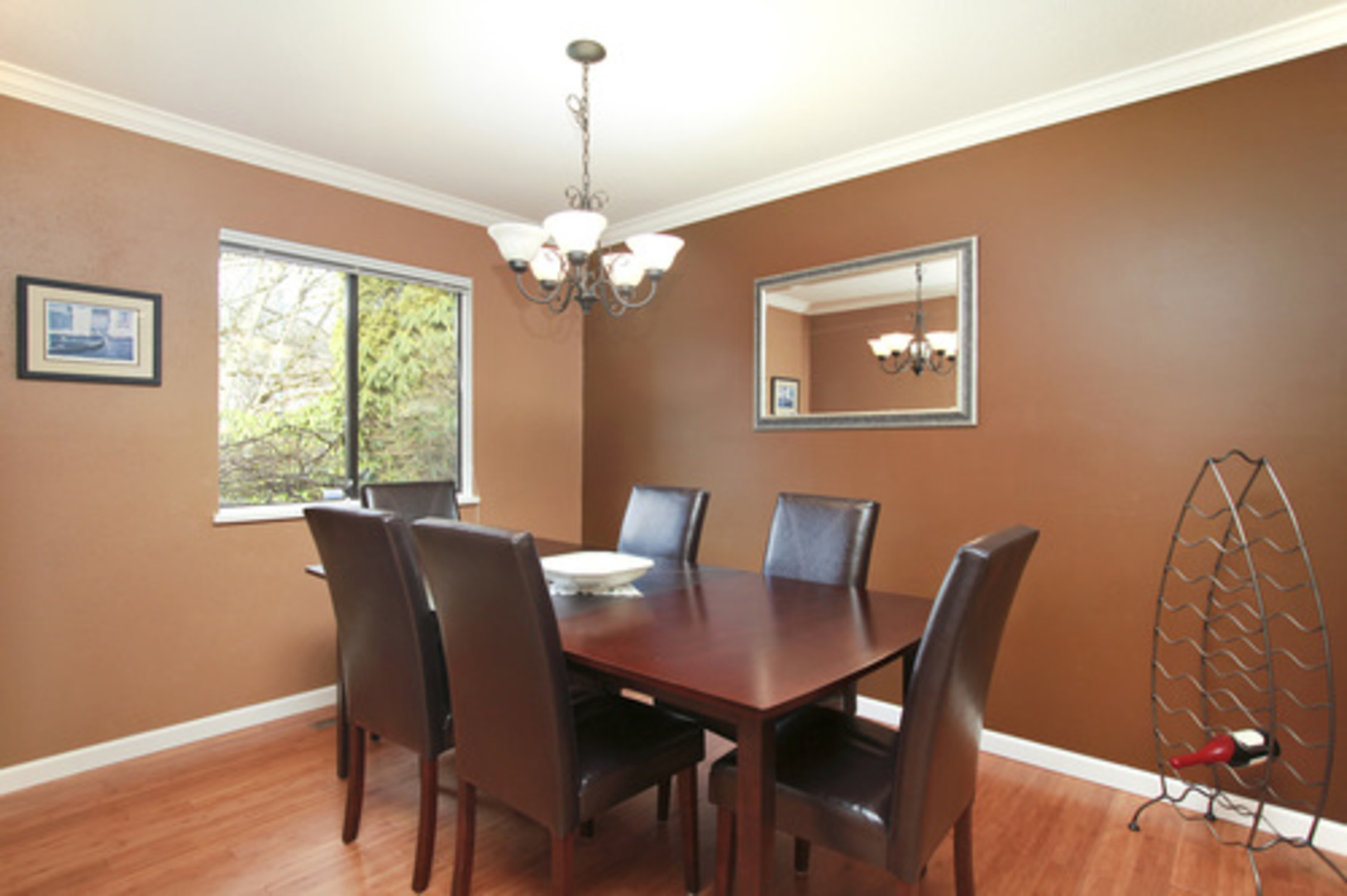 Dining room at 1280 Victoria Drive, Oxford Heights, Port Coquitlam