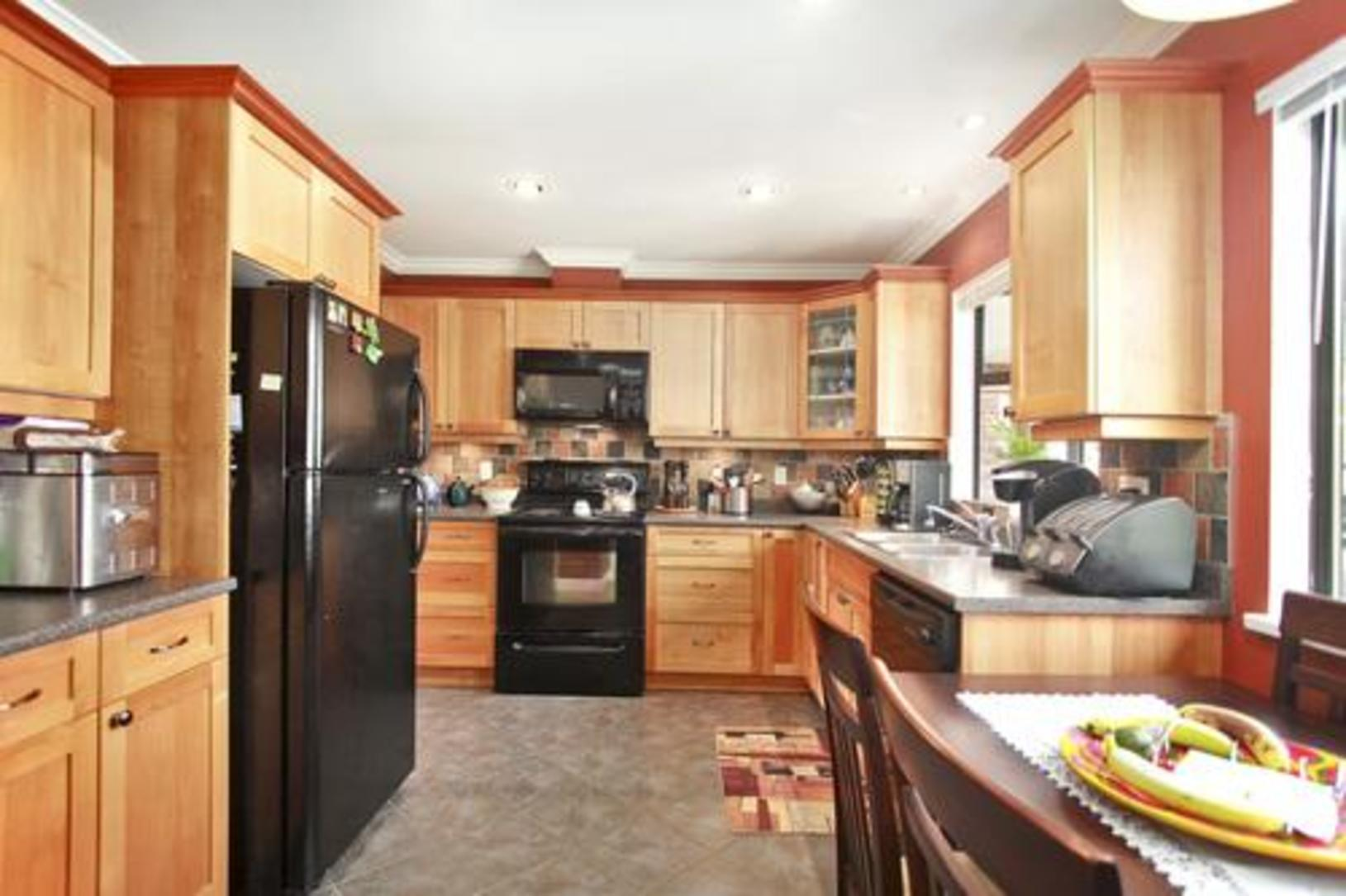 Kitchen at 1280 Victoria Drive, Oxford Heights, Port Coquitlam
