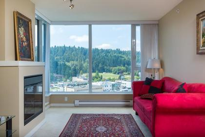 Living room-1 at 1802-651 Nootkaway Street, Port Moody