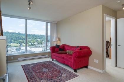 Living room-2 at 1802-651 Nootkaway Street, Port Moody