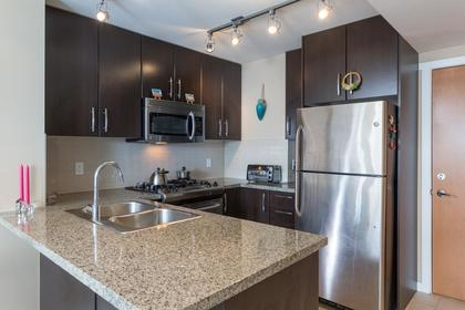 Kitchen at 1802-651 Nootkaway Street, Port Moody