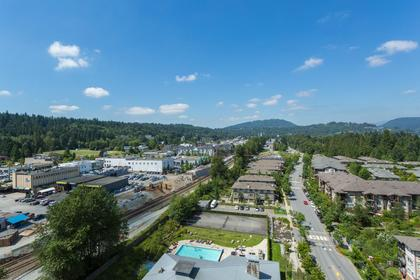 View at 1802-651 Nootkaway Street, Port Moody