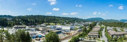 Panoramic view at 1802-651 Nootkaway Street, Port Moody