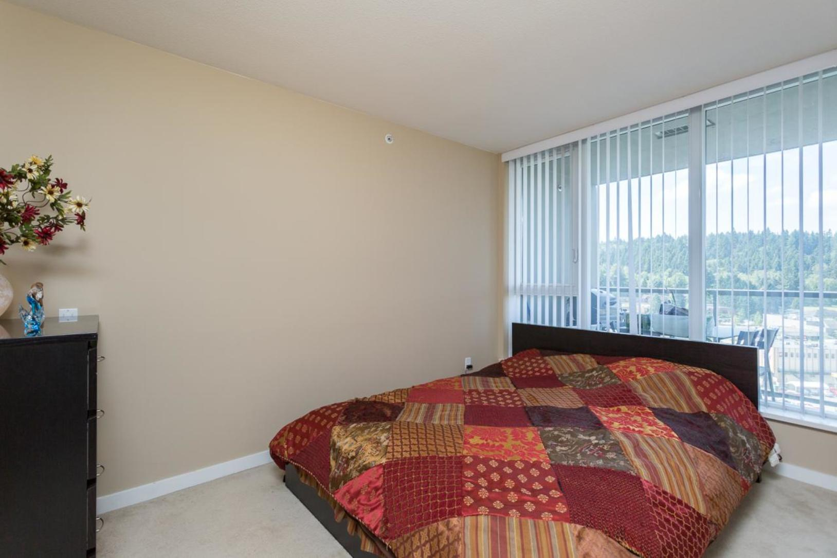 Bedroom at 1802-651 Nootkaway Street, Port Moody