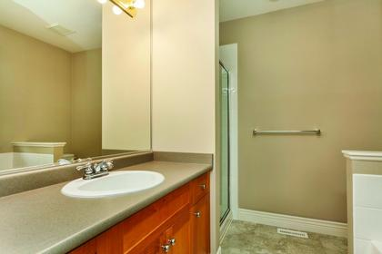 Bathroom at 3057 Sienna Court, Coquitlam