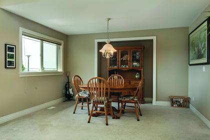Dining Room at 3057 Sienna Court, Coquitlam